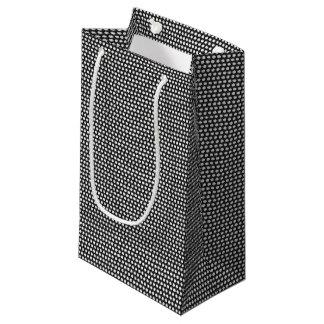 Small crystal sequins small gift bag