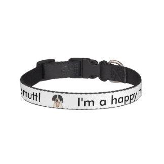 Small dog collar for mutt