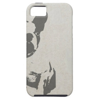 Small Dog Print graphic iPhone 5 Case