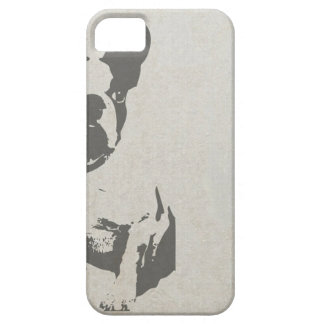 Small Dog Print graphic iPhone 5 Cover