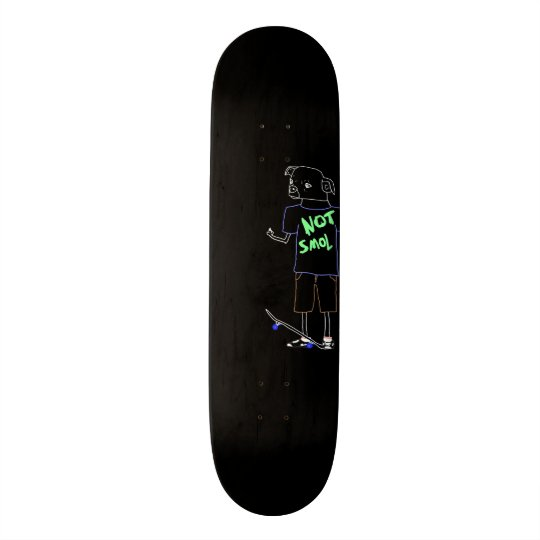 Small Doggo Skate Board