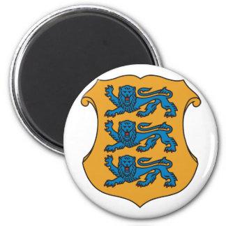 Small  Estonia, Estonia Magnet
