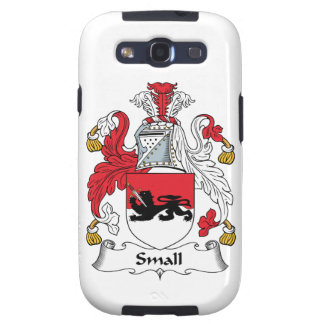 Small Family Crest Galaxy SIII Cases
