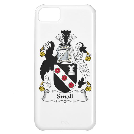 Small Family Crest iPhone 5C Cases