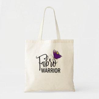 Small Fibro Warrior Tote Bag