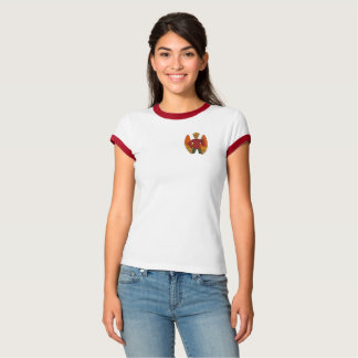 Small Fireboy on a shirt for you!