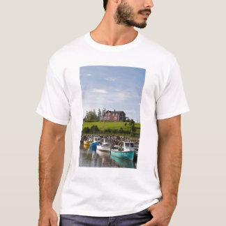 Small fishing village near Grande-Riviere, T-Shirt
