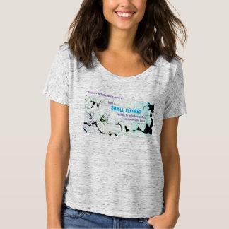 Small Flower - Women's Raglan T-Shirt