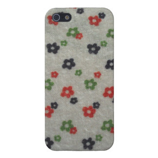 small flowers iPhone 5/5S cover