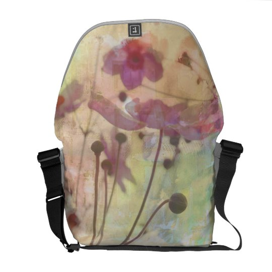 Small flowers of the fields commuter bag