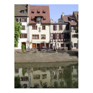 Small France, Strasbourg Postcard