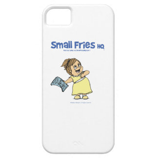 Small Fries HQ Angela iphone 5 case