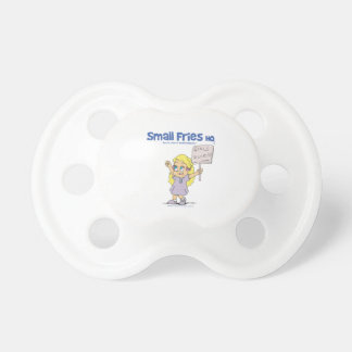 Small Fries HQ Ophelia Pacifier