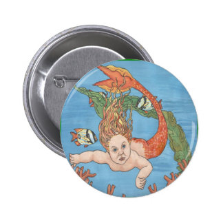 Small Fry Pinback Button