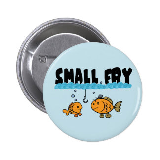 Small Fry Pinback Buttons