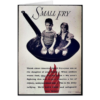 Small Fry Card