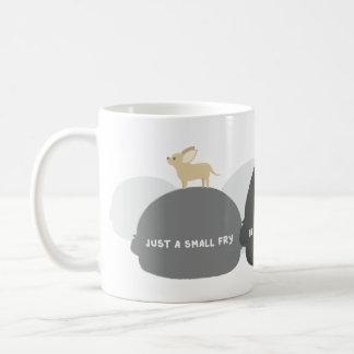 Small Fry Chihuahua Mugs
