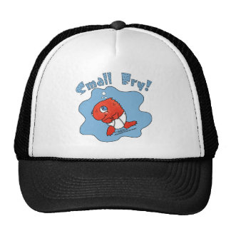 Small Fry Mesh Hat