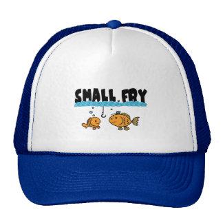 Small Fry Mesh Hats