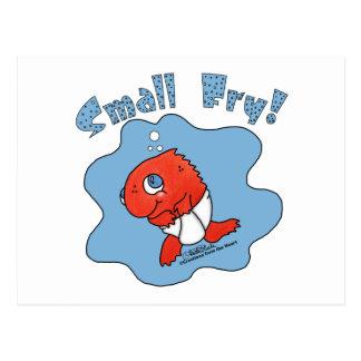 Small Fry Postcard