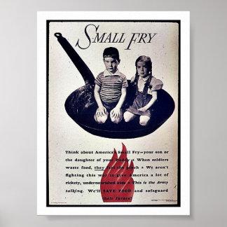 Small Fry Print