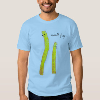 small fry, strong fry t shirts