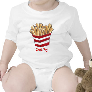 Small Fry Rompers