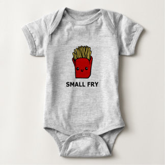 SMALL FRY Yummy French Fries Baby Infant Bodysuit