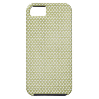 small green dots grungy case for iPhone 5/5S