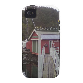 small house and sea jpg case for the iPhone 4