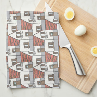 Small houses Cloth of kitchen, kitchen towels