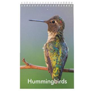 Small Hummingbird Calendar
