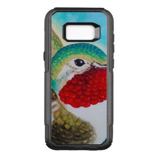 Small Hummingbird OtterBox Commuter Samsung Galaxy S8+ Case
