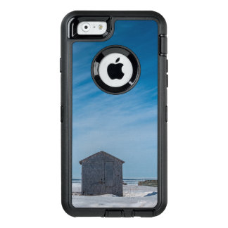 small hut OtterBox defender iPhone case