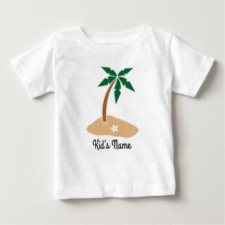 Small Island Baby T-Shirt