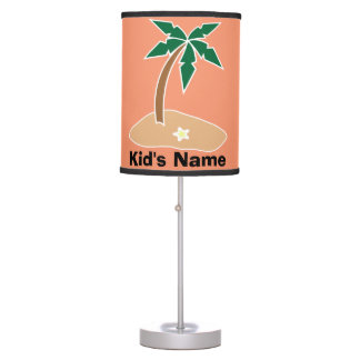 Small Island Table Lamp