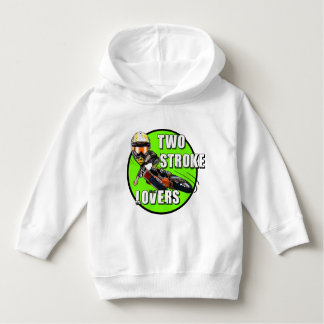 Small kids Hoodie (TwoStrokeLovers logo)