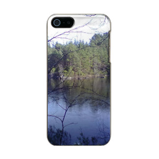 Small Lake with trees Incipio Feather® Shine iPhone 5 Case