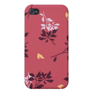 Small Leaves Speck Case iPhone 4 Cover