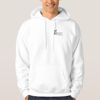 Small Left Chest Logo Recreation Therapy Sweatshir Hoodie