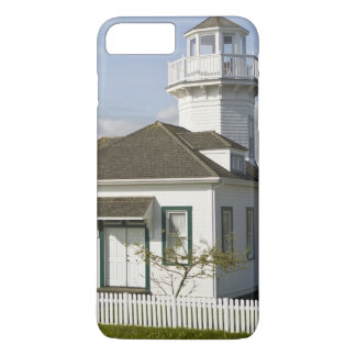 Small lighthouse in Port Townsend, WA iPhone 7 Plus Case
