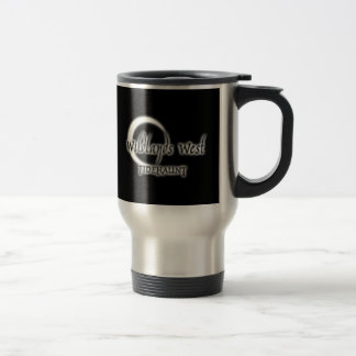 Small Logo Travel Mug