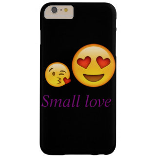 Small Love ,,,,,, Barely There iPhone 6 Plus Case