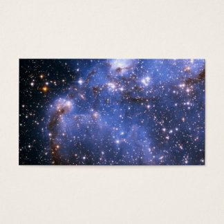 Small Magellanic Cloud Business Card