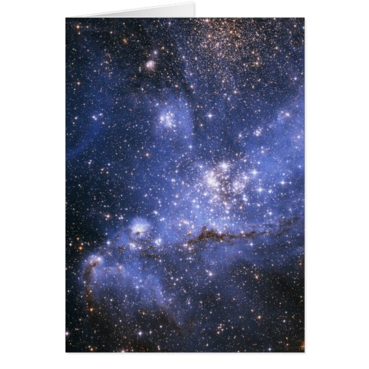 Small Magellanic Cloud Card