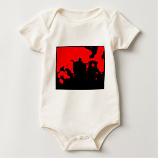 Small Marie - François City Baby Bodysuit