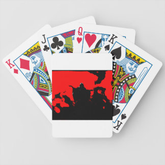 Small Marie - François City Bicycle Playing Cards