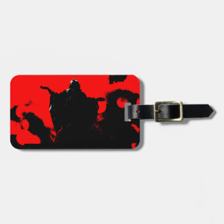 Small Marie - François City Luggage Tag