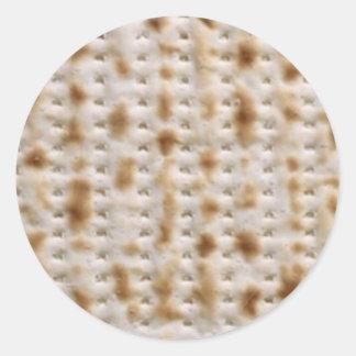 Small Matzoh Stickers