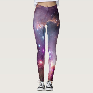Small Megellanic Cloud Galaxy Leggings